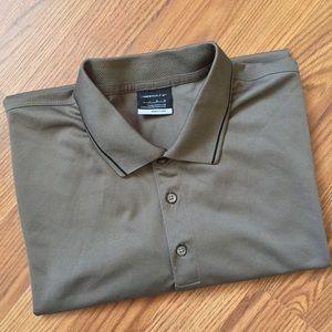Nike Golf • FitDry Short Sleeve Polo Shirt w/ Logo